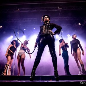 Brussels Art & Pole Show – The Circus